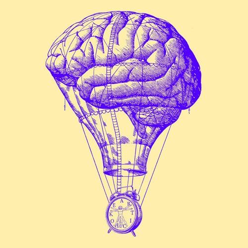 My Brain by Artichoke