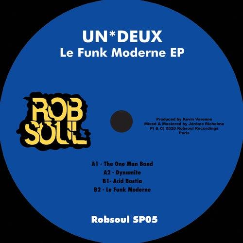 Le Funk Moderne EP by Un*Deux