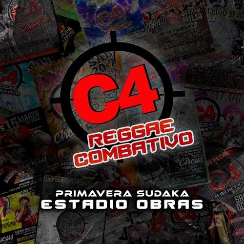 Primavera Sudaka (En Vivo Estadio Obras) by C4 Reggae Combativo