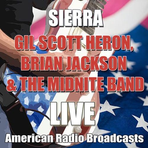 Sierra (Live) de Gil Scott-Heron