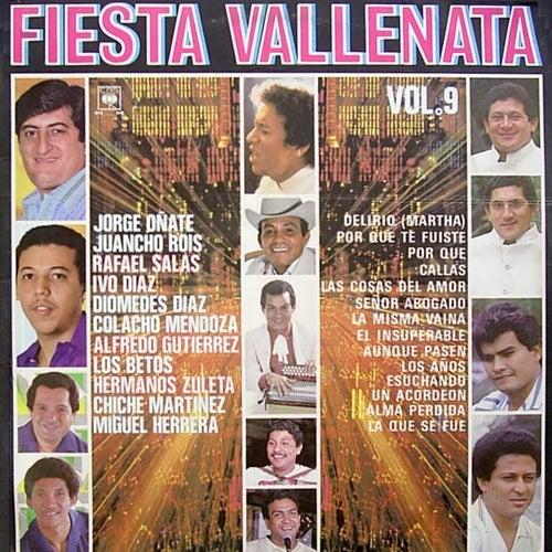 Fiesta Vallenata Vol. 9 1983 de Fiesta Vallenata