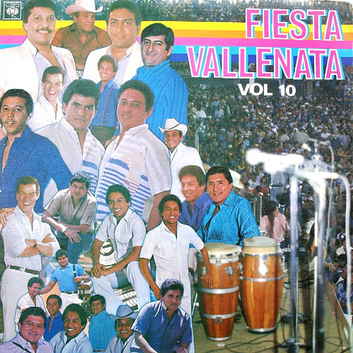 Fiesta Vallenata Vol. 10 1984 de Fiesta Vallenata