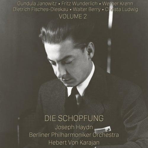 Joseph Haydn: Die Schöpfung (Volume 2) de Gundula Janowitz