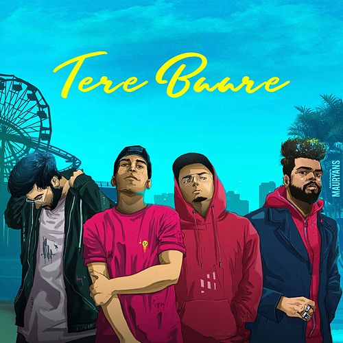 Tere Baare (feat. J Trix, Satyen & Diesby) by Subspace