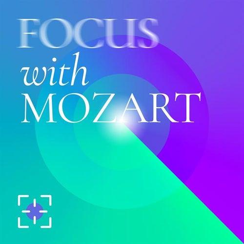 Focus with Mozart de Various Artists