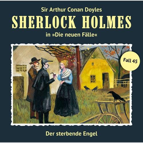 Die neuen Fälle, Fall 45: Der sterbende Engel von Sherlock Holmes
