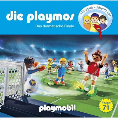 Folge 71: Das dramatische Finale (Das Original Playmobil Hörspiel) von Die Playmos