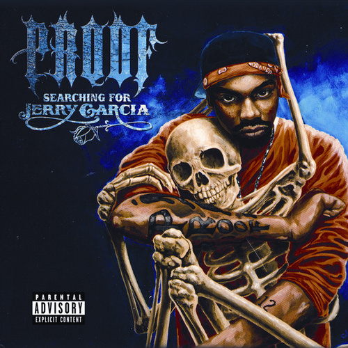 Searching For Jerry Garcia by Proof