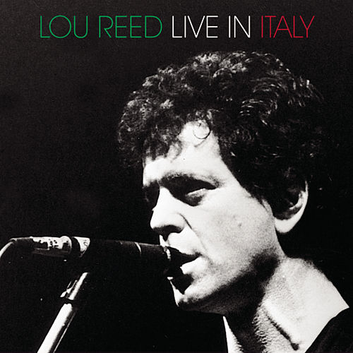 Live In Italy de Lou Reed