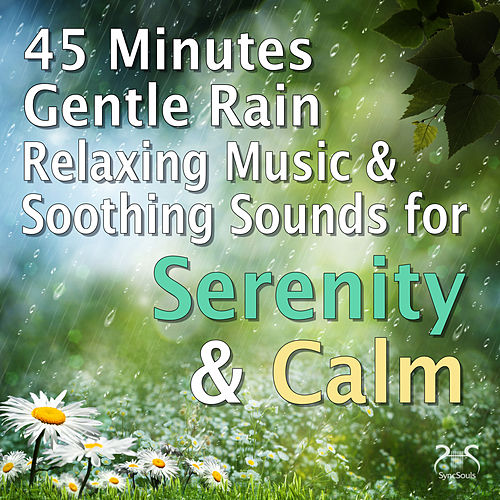 45 Minutes of Gentle Rain, Relaxing Music and Soothing Sounds for Serenity & Calm von Max Relaxation