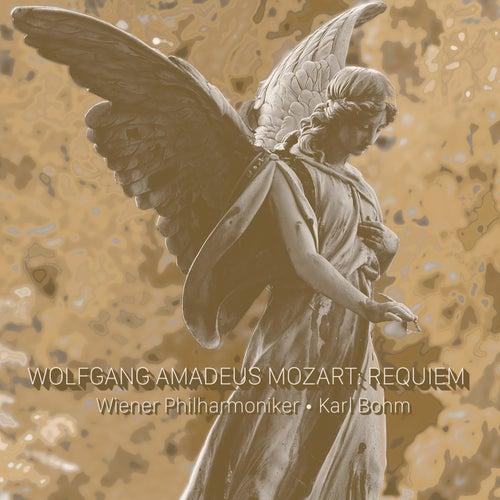 Wolfgang Amadeus Mozart: Requiem de Edith Mathis