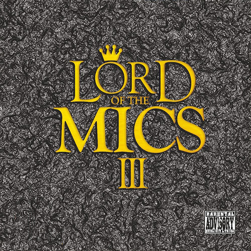 Lord of the Mics III de Various Artists