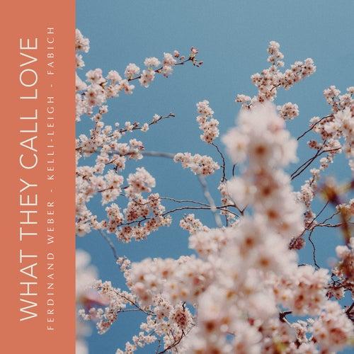 What They Call Love de Kelli-Leigh Ferdinand Weber