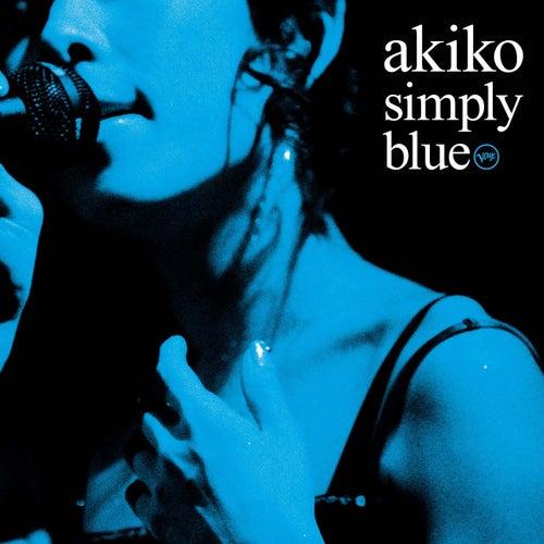 Simply Blue (Live) by Akiko