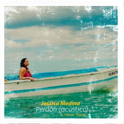 Perdón (Acústico) de Jessica Medina
