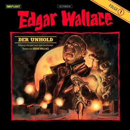 Folge 1: Der Unhold von Edgar Wallace