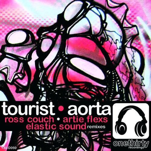 Aorta von Tourist