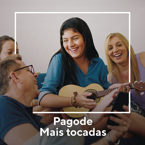 Pagodes Mais Tocados by Various Artists