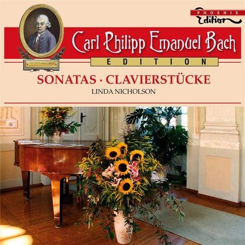 C.P.E. Bach: Sonatas by Linda Nicholson