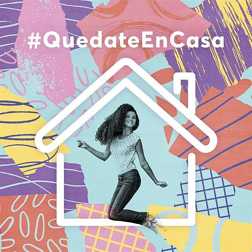 #QuedateEnCasa de Various Artists