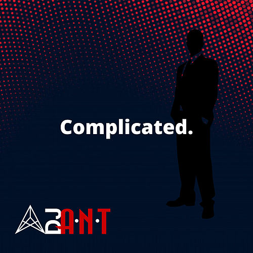 Complicated. by DJ Ant