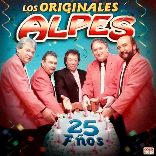 25 Años de Los Originales Alpes