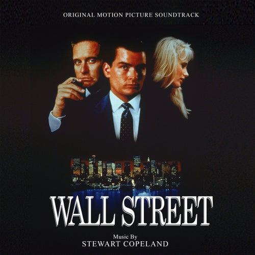 Wall Street (Original Motion Picture Soundtrack) de Stewart Copeland