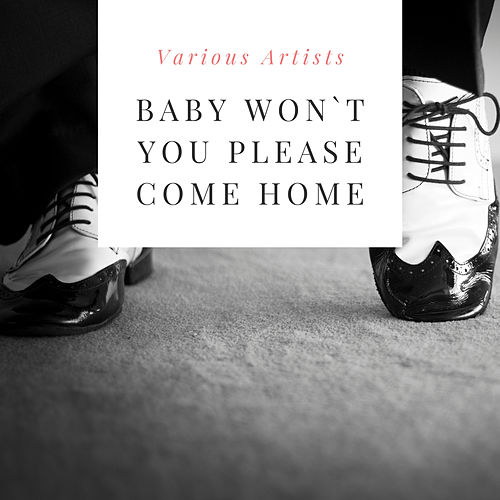 Baby Won`t You Please Come Home von Various Artists