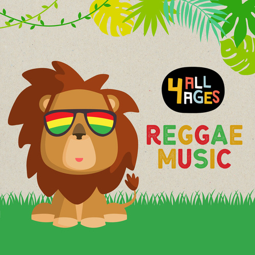 4 ALL AGES: Reggae Music by Various Artists