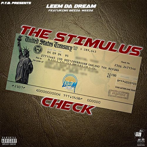 The Stimulus Check (feat. Beeda Weeda) von Beeda Weeda