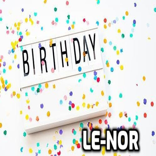 Birthday by Le-Nor