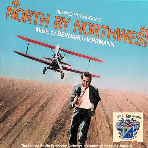 North by Northwest de Bernard Herrmann