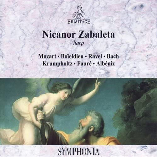 My Harp von Nicanor Zabaleta