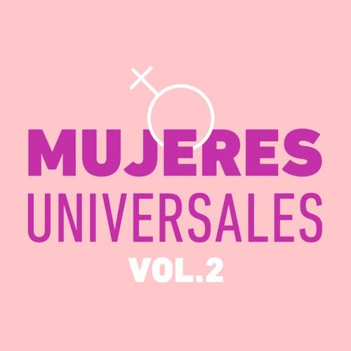 Mujeres Universales Vol. 2 de Various Artists