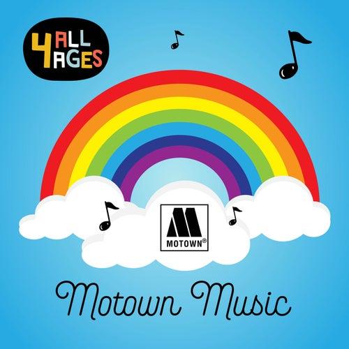 4 ALL AGES: Motown Music de Various Artists