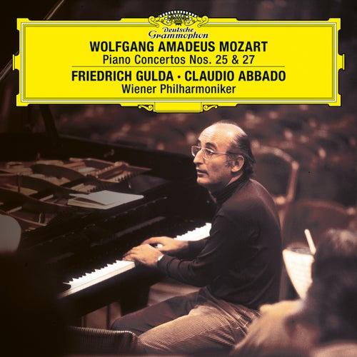 Mozart: Piano Concertos Nos. 25 & 27 by Friedrich Gulda