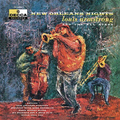 New Orleans Nights de Louis Armstrong