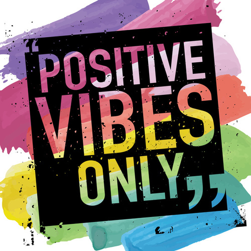 Positive Vibes Only van Various Artists
