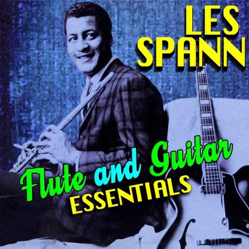 Flute & Guitar Essentials de Les Spann