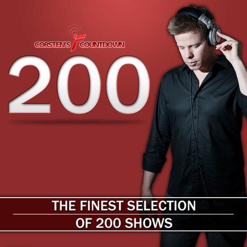 Corsten's Countdown 200 von Various Artists