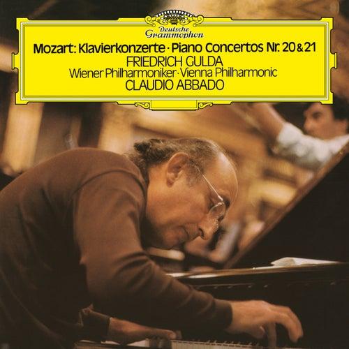 Mozart: Piano Concertos Nos. 20 & 21 by Friedrich Gulda