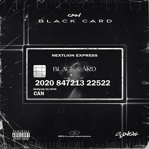 Black Card by Can