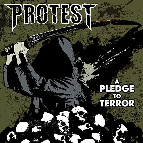 A Pledge To Terror by protest