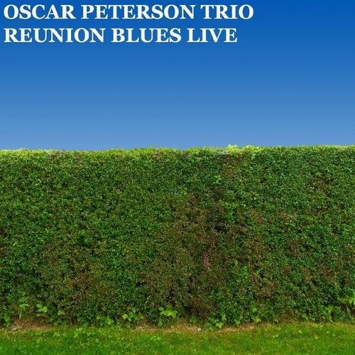 Reunion Blues Live von Oscar Peterson