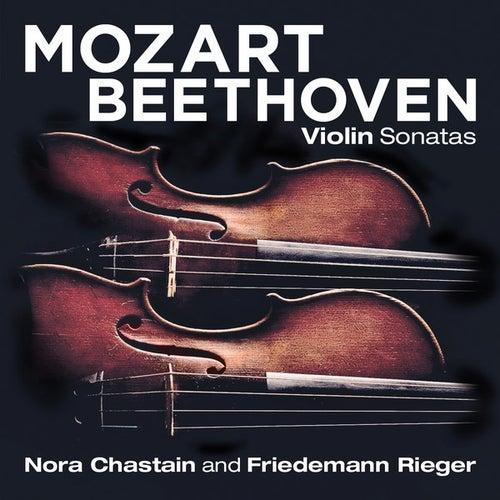 Mozart - Beethoven: Violin Sonatas de Friedemann Rieger