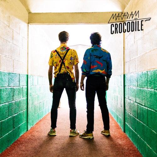 Back in the Ring (Live) de Macadam Crocodile
