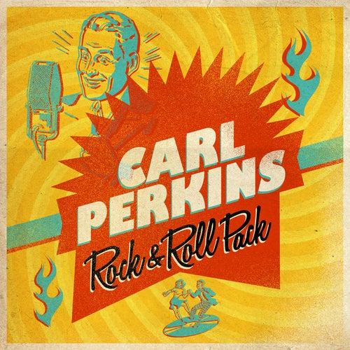 Carl Perkins - Rock & Roll Pack - EP fra Carl Perkins