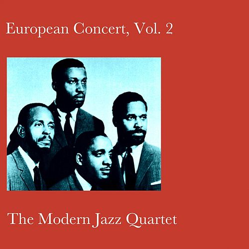 European Concert, Vol. 2 de Modern Jazz Quartet