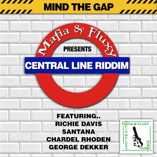 Central Line Riddim von Santana, CHARDEL RHODEN, Richie Davis, George Dekker
