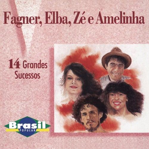 Brasil Popular: 14 Grandes Sucessos by Fagner
